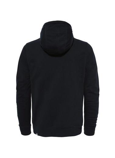 The North Face Light Drew Peak Pullover Hoodie Erkek Sweatshirt Siyah Siyah
